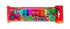 Пластилин Koh-I-Noor 10 цвята 200гр