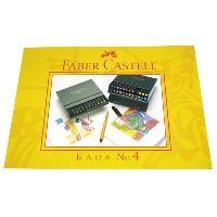 Блок за Рисуване,Faber Castell ,10 листа,офсет