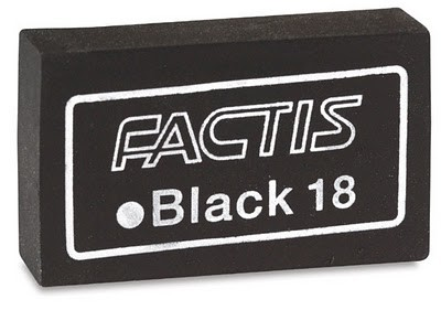 Гума Factis Black 18