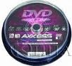 DVD-R AXXESS 4,7gb 8x
