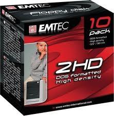 Дискети EMTEC 1,44 mb 3,5'' 90 min