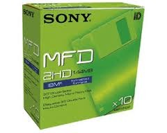 Дискети SONY 1,44mb 2HD