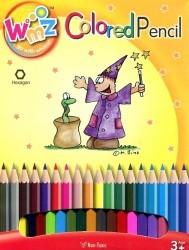 Цветни моливи BEIFA WMZ - 24цв