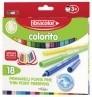 Флумастри Fibracolor Colorito 18 цвята