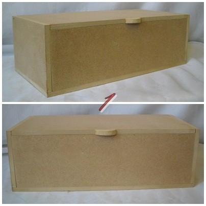 Бижутерна кутия МДФ 32х16х11см