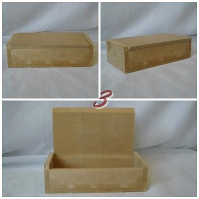 Бижутерна кутия МДФ 17х9х5см