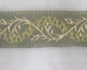 Текстилна лента сатен 1,7см