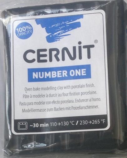 Полимерна глина 62гр пакет