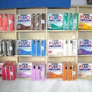 Полимерна глина FIMO 56гр пакет