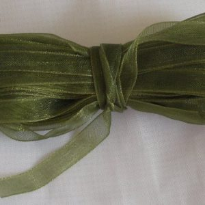 Текстилна лента органза