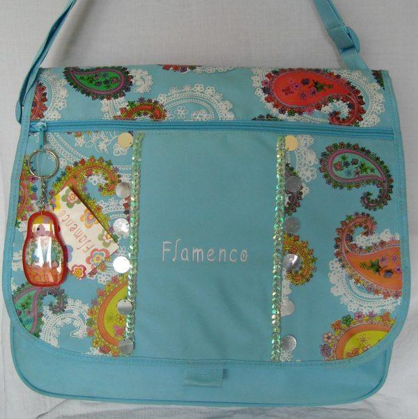 Чанта за рамо Flamenco