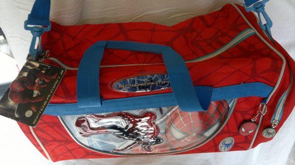 Сак Spider Man 3 /Син и Червен/