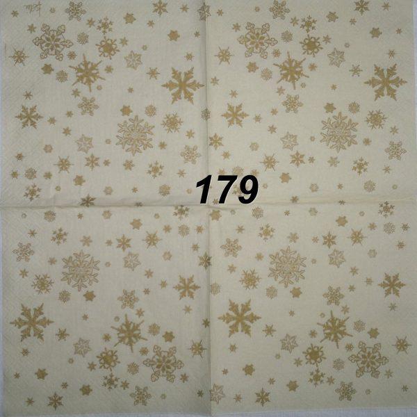 Коледни 33х33см