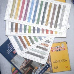 Маслени пастели Koh-I-Noor GIOCONDA 8116 48цвята