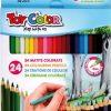 Цветни моливи 24 цв