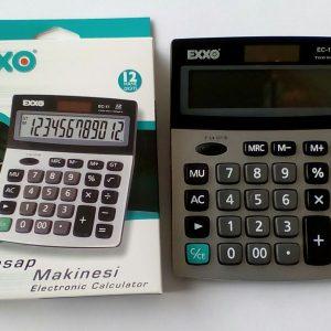 Калкулатор EXXO ЕС-17,12 знака