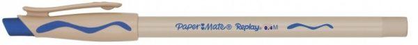Химикал Papermate Replay M 0.4 син