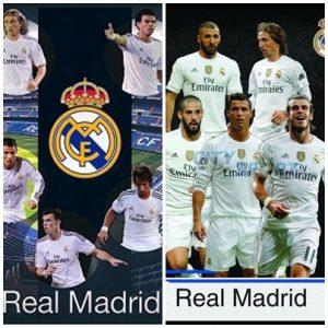 А5 ш.р.60л офсет /Barcelona,Real Madrid,Catalina Estrada