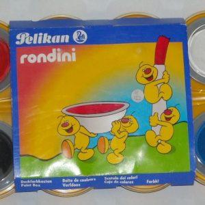 Акварелни бои Pelikan 8цв