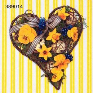Сърца 33х33 см
