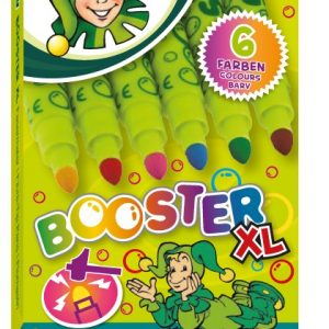 Флумастери Jolly Booster XL 6цв