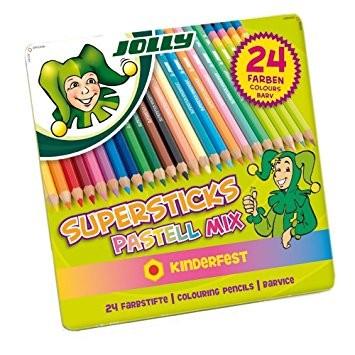 Jolly Kinderfest Pastell mix