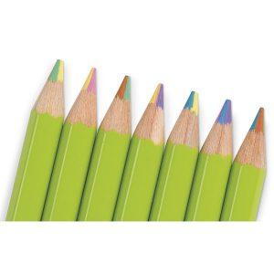 Цветен молив Jolly Rainbow с многоцветен графит