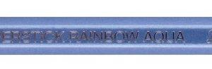 Цветен акварелен молив Jolly Rainbow Aqua с многоцветен графит