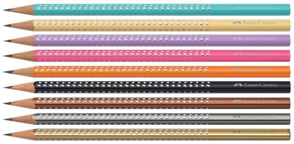 Чернографитен молив FC Sparkle