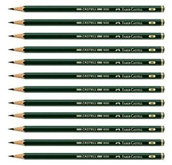 Чернографитен молив FC 9000
