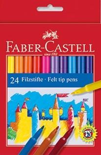 Флумастери FC 12 цвята