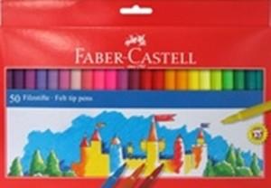 Флумастери FC 50 цвята замък