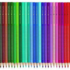 Акварелни моливи FC 2001 GRIP 12цв