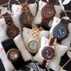 Часовник ръчен дърво / каишка дърво