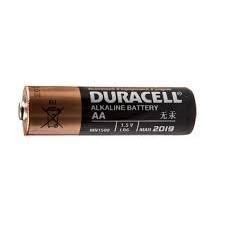 Алкална батерия Duracell AA 1,5V