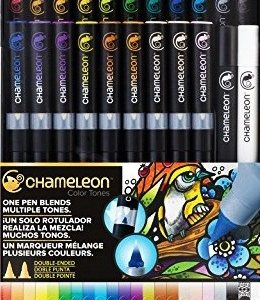 Маркери Chameleon 22 цвята