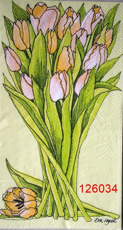 Цветя 30х40